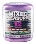 One Mixed Pleasures Condoms 12 pack