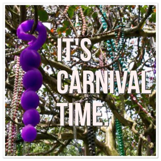 It's Carnival Time - Bendy Beads by Fun Factory in Tree